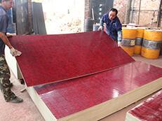 高强度竹胶板