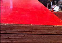 小高层专用竹模板
