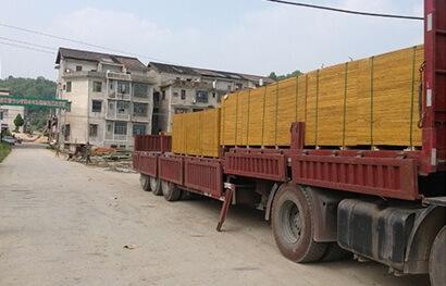 【湖南】购竹砖托板 亲临中南神箭老客户砖厂考察