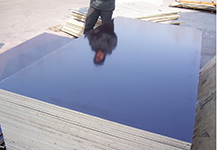 镜面清水模板