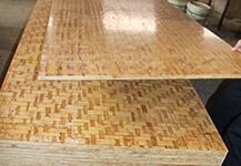 素面竹胶板