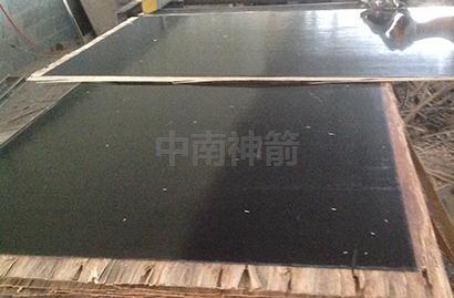 清水木模板 全薄帘桥梁竹胶板