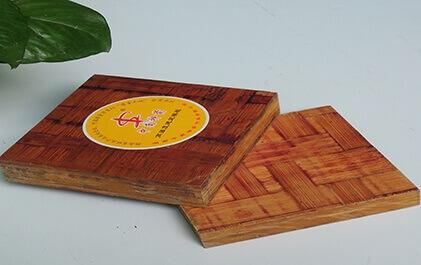 中南神箭竹砖托板样品图