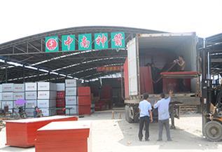 竹胶板出口外蒙古 中南神箭期待接下来的合作
